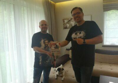 Kinomanija.lt: svečiuose rašytojas ir žurnalistas Dailius Dargis bei TOP 5 geriausi neo noir žanro filmai