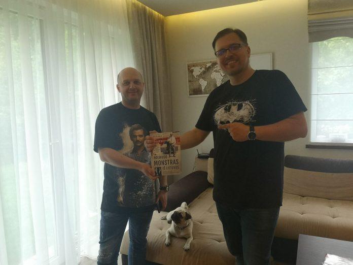 Kinomanija.lt: svečiuose rašytojas ir žurnalistas Dailius Dargis bei TOP 5 geriausi neo noir žanro filmai [VIDEO]